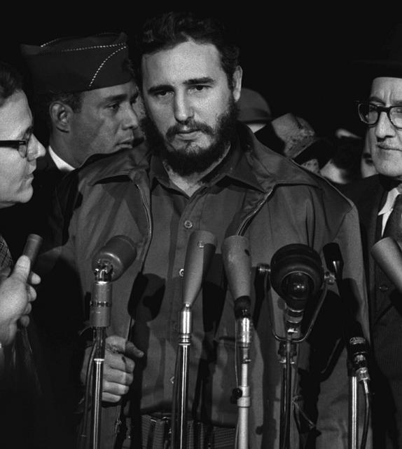 giovane Fidel Castro