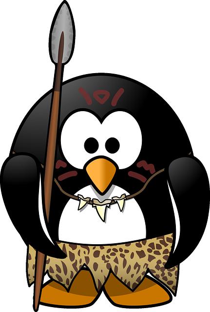 pinguino equatoriale